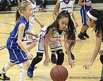 Gallery Amateur Basketball; North End Rec White 4 vs. North End Rec Blue 6 - Photo # 001 (60)