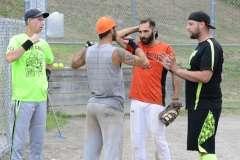 Gallery Amateur Softball Multiple Scoregasms vs. Scared Hitless - # (11)