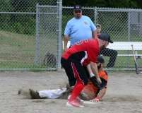 Gallery Amateur Softball Multiple Scoregasms vs. Scared Hitless - # (111)