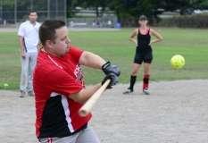 Gallery Amateur Softball Multiple Scoregasms vs. Scared Hitless - # (137)