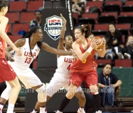 Gallery Basketball: USA 83 vs. China 46