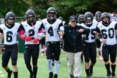 CACC Sprint Football; Post 10 vs. Mansfield 14 - Photo # (00c)