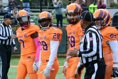 CACC Sprint Football; Post 10 vs. Mansfield 14 - Photo # (00f)
