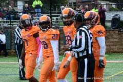 CACC Sprint Football; Post 10 vs. Mansfield 14 - Photo # (00g)