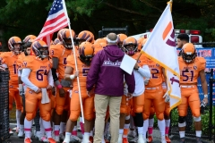 CACC Sprint Football; Post 10 vs. Mansfield 14 - Photo # (00h)