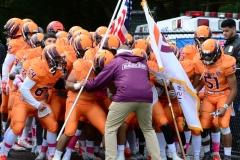 CACC Sprint Football; Post 10 vs. Mansfield 14 - Photo # (00i)