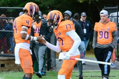 CACC Sprint Football; Post 10 vs. Mansfield 14 - Photo # (00n)