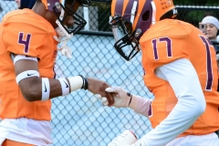 CACC Sprint Football; Post 10 vs. Mansfield 14 - Photo # (00o)