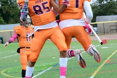 CACC Sprint Football; Post 10 vs. Mansfield 14 - Photo # (00p)
