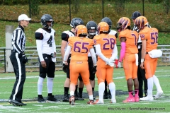 CACC Sprint Football; Post 10 vs. Mansfield 14 - Photo # (118)