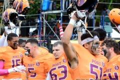 CACC Sprint Football; Post 10 vs. Mansfield 14 - Photo # (158)