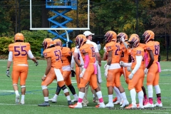 CACC Sprint Football; Post 10 vs. Mansfield 14 - Photo # (166)