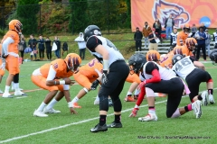 CACC Sprint Football; Post 10 vs. Mansfield 14 - Photo # (180)