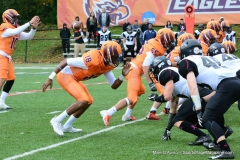 CACC Sprint Football; Post 10 vs. Mansfield 14 - Photo # (189)