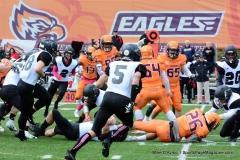 CACC Sprint Football; Post 10 vs. Mansfield 14 - Photo # (197)