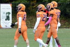 CACC Sprint Football; Post 10 vs. Mansfield 14 - Photo # (2)