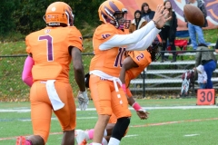 CACC Sprint Football; Post 10 vs. Mansfield 14 - Photo # (202)