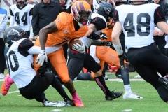 CACC Sprint Football; Post 10 vs. Mansfield 14 - Photo # (210)