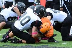 CACC Sprint Football; Post 10 vs. Mansfield 14 - Photo # (212)