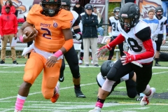 CACC Sprint Football; Post 10 vs. Mansfield 14 - Photo # (222)