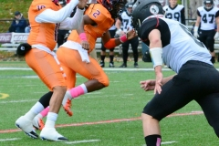 CACC Sprint Football; Post 10 vs. Mansfield 14 - Photo # (233)