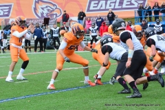CACC Sprint Football; Post 10 vs. Mansfield 14 - Photo # (242)