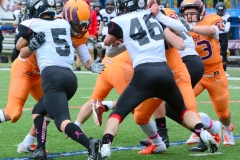 CACC Sprint Football; Post 10 vs. Mansfield 14 - Photo # (245)
