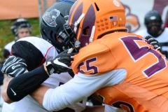 CACC Sprint Football; Post 10 vs. Mansfield 14 - Photo # (250)