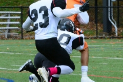 CACC Sprint Football; Post 10 vs. Mansfield 14 - Photo # (254)