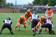 CACC Sprint Football; Post 10 vs. Mansfield 14 - Photo # (264)