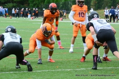CACC Sprint Football; Post 10 vs. Mansfield 14 - Photo # (283)