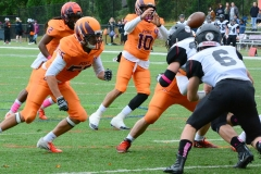 CACC Sprint Football; Post 10 vs. Mansfield 14 - Photo # (284)