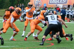 CACC Sprint Football; Post 10 vs. Mansfield 14 - Photo # (299)