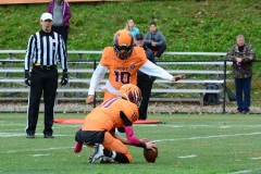 CACC Sprint Football; Post 10 vs. Mansfield 14 - Photo # (308)