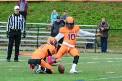 CACC Sprint Football; Post 10 vs. Mansfield 14 - Photo # (310)