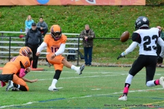 CACC Sprint Football; Post 10 vs. Mansfield 14 - Photo # (311)
