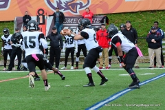CACC Sprint Football; Post 10 vs. Mansfield 14 - Photo # (316)