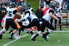 CACC Sprint Football; Post 10 vs. Mansfield 14 - Photo # (335)