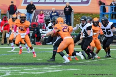 CACC Sprint Football; Post 10 vs. Mansfield 14 - Photo # (340)