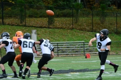 CACC Sprint Football; Post 10 vs. Mansfield 14 - Photo # (359)