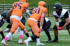 CACC Sprint Football; Post 10 vs. Mansfield 14 - Photo # (372)