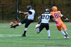 CACC Sprint Football; Post 10 vs. Mansfield 14 - Photo # (376)