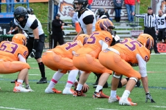 CACC Sprint Football; Post 10 vs. Mansfield 14 - Photo # (378)