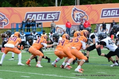 CACC Sprint Football; Post 10 vs. Mansfield 14 - Photo # (380)