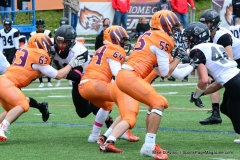 CACC Sprint Football; Post 10 vs. Mansfield 14 - Photo # (381)