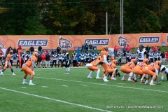 CACC Sprint Football; Post 10 vs. Mansfield 14 - Photo # (387)