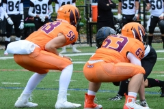 CACC Sprint Football; Post 10 vs. Mansfield 14 - Photo # (390)