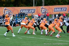 CACC Sprint Football; Post 10 vs. Mansfield 14 - Photo # (392)