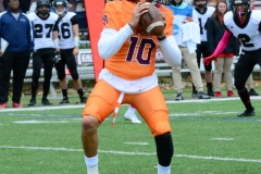 CACC Sprint Football; Post 10 vs. Mansfield 14 - Photo # (394)