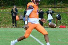 CACC Sprint Football; Post 10 vs. Mansfield 14 - Photo # (416)